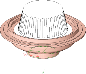 model-drain